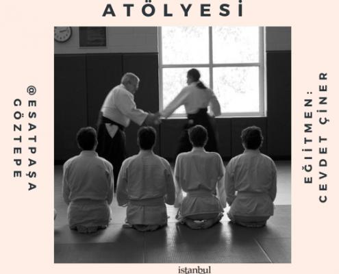 Çocuk Aikido Atölyesi Göztepe