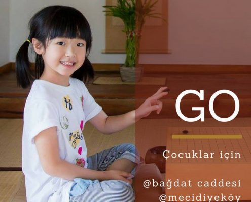 Çocuklar için Go kursu