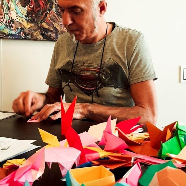 origami eğitmenliği