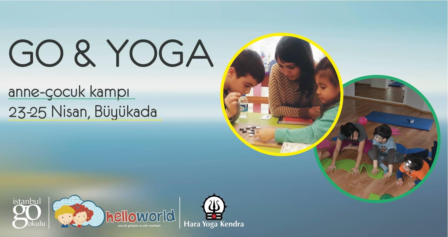 Çocuklar için Go-Yoga Doğa Kampı 78