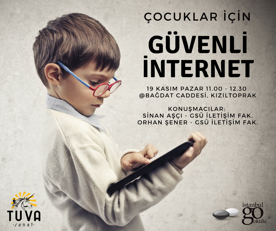 Çocuklar için Güvenli İnternet