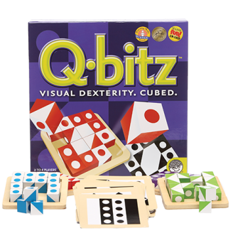 Q-Bitz Akıl Oyunu