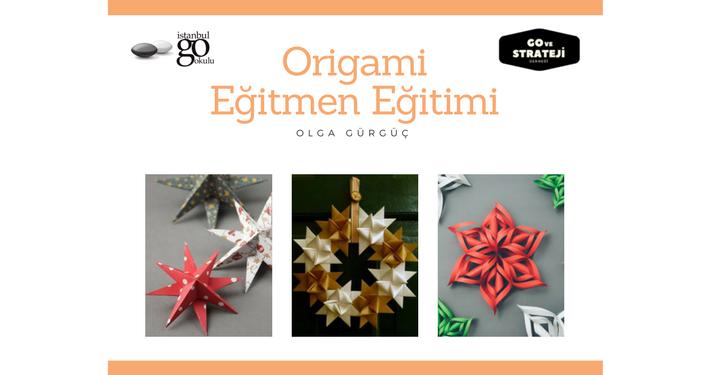 Origami Eğitmen Eğitimi Slider