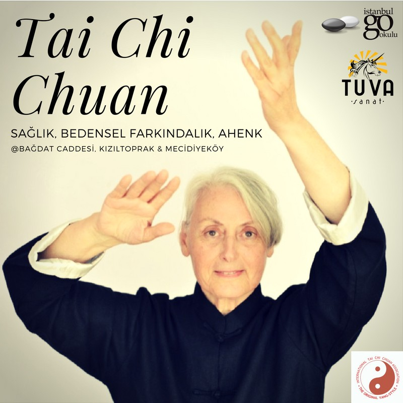 Yaprak Zihnioğlu ile Tai Chi Chuan