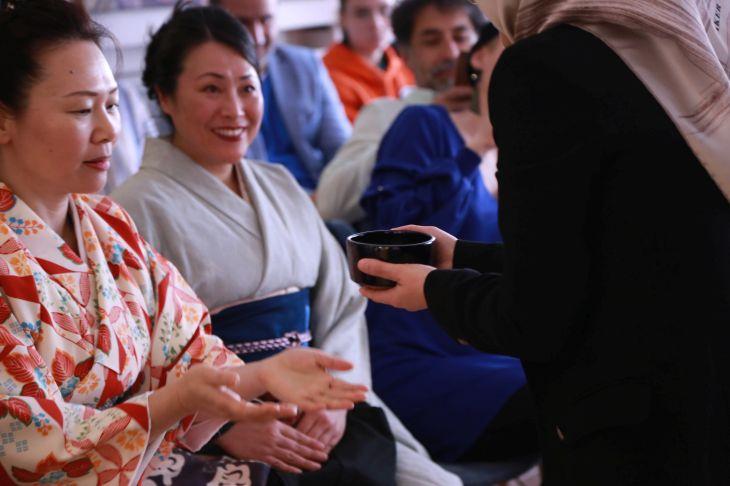 Çay kültürü ve çaya saygı
