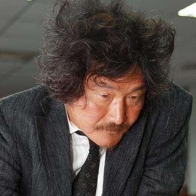 Cho Chikun ve ünlü saçları