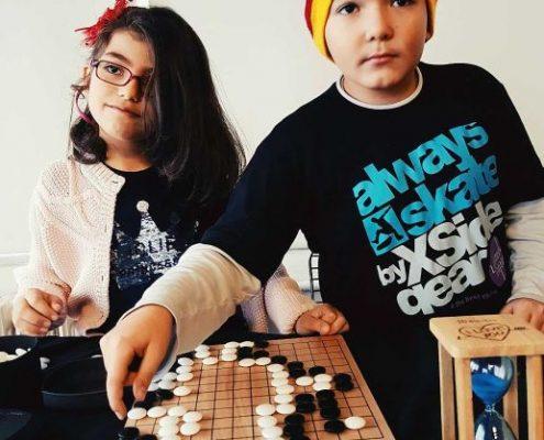 Çocuklar için Go Oyunu Eğitimi