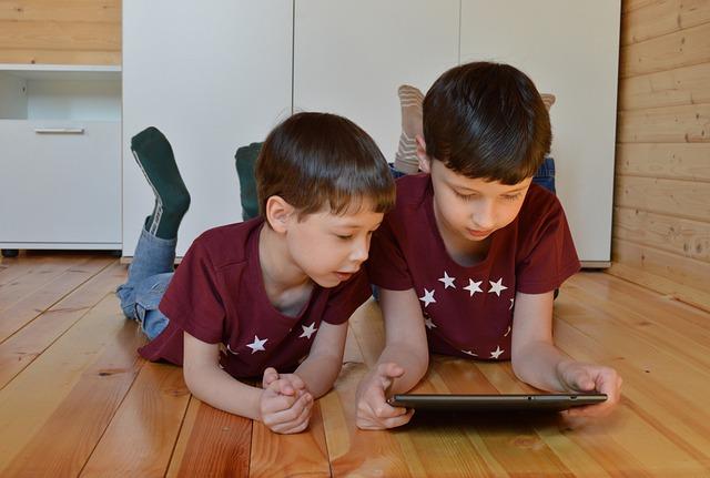 Çocuklar ve Teknoloji