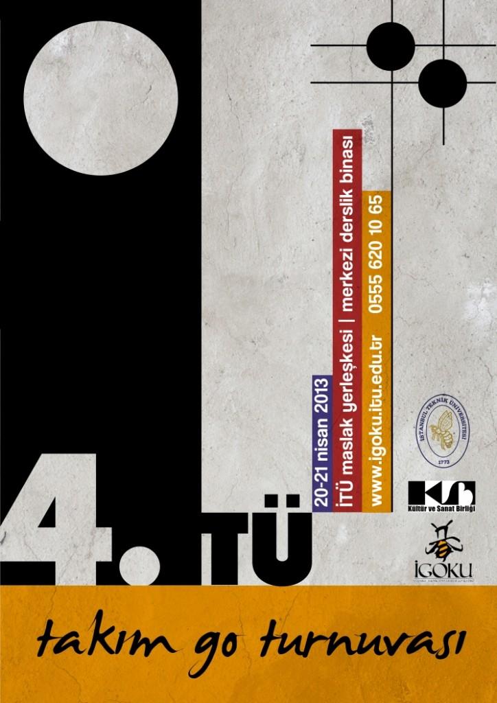 Turnuva afişi