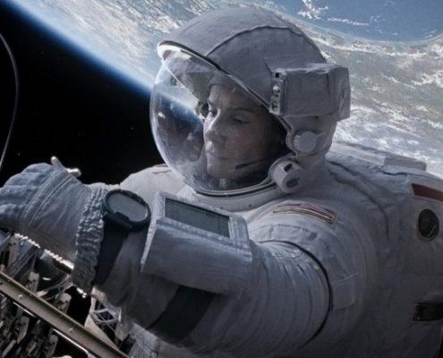 Gravity Filmi katı bilim kurgu filmlerine bir örnek