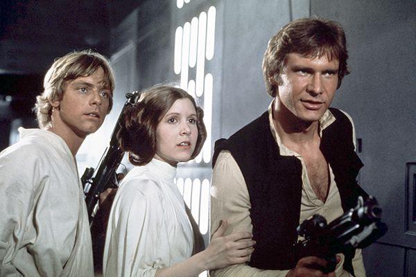 Yıldız Savaşları: Bölüm IV – Yeni Bir Umut (1977)