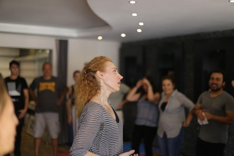 Kurumsal eğitimler: Kendini doğru ifade edebilme ve nefes atölyemiz