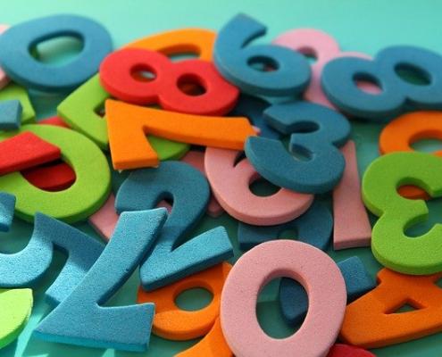 matematik ve sayılar
