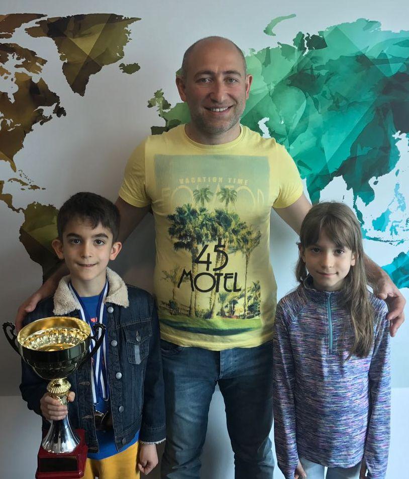 Satranç Kursu Eğitmenlerimizden Mehmet Erdem Kayar
