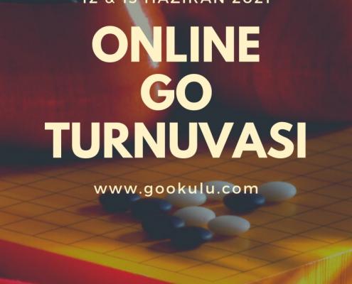 Online Go Turnuvası Haziran 2021
