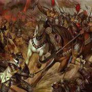 üç krallık savaşı