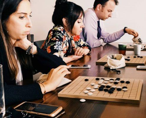 Şirketler ve kurumlar için oyun eğitimi