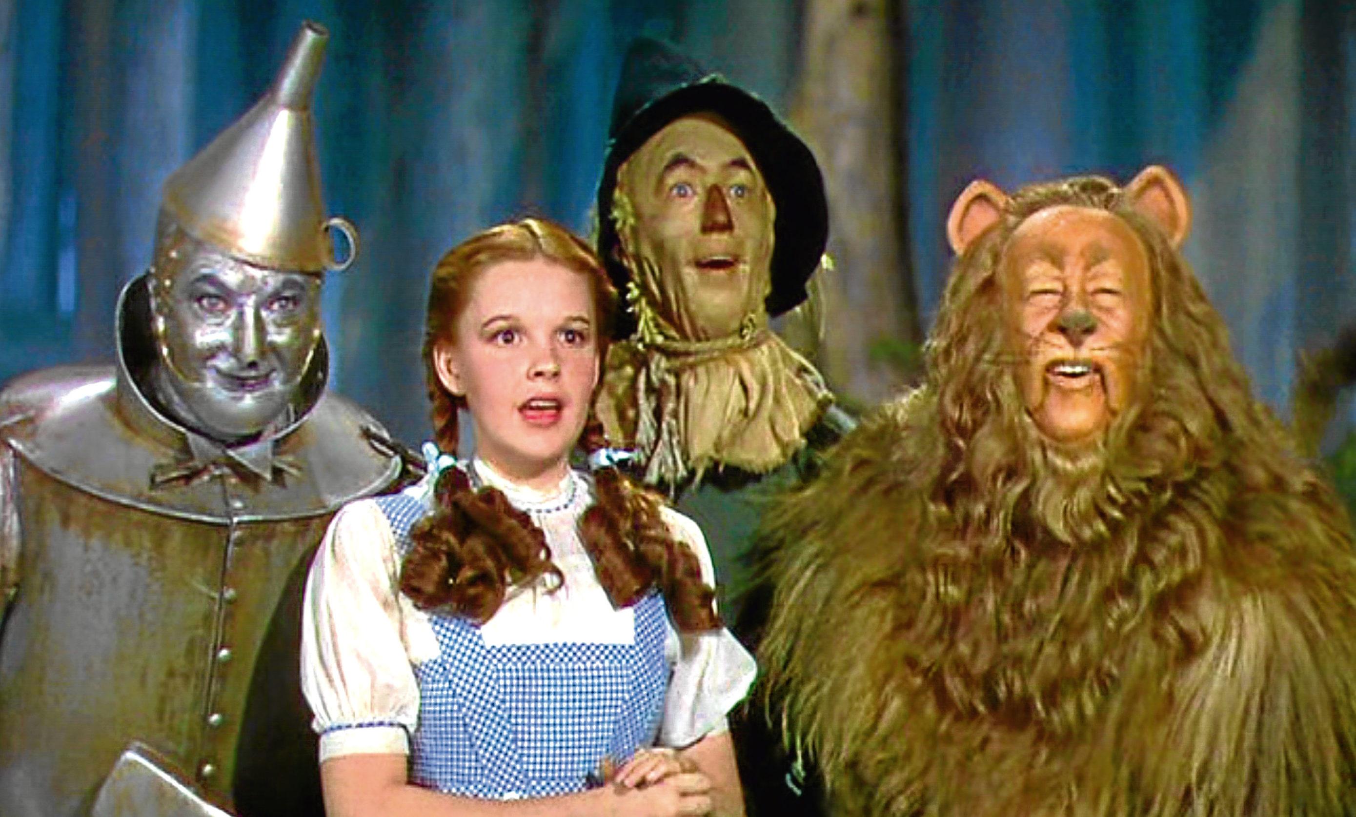 Oz Büyücüsü (1939)